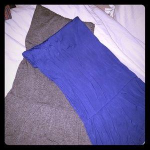 Ruffled pants